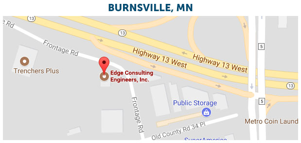 Map to MN office. Click for interactive map.