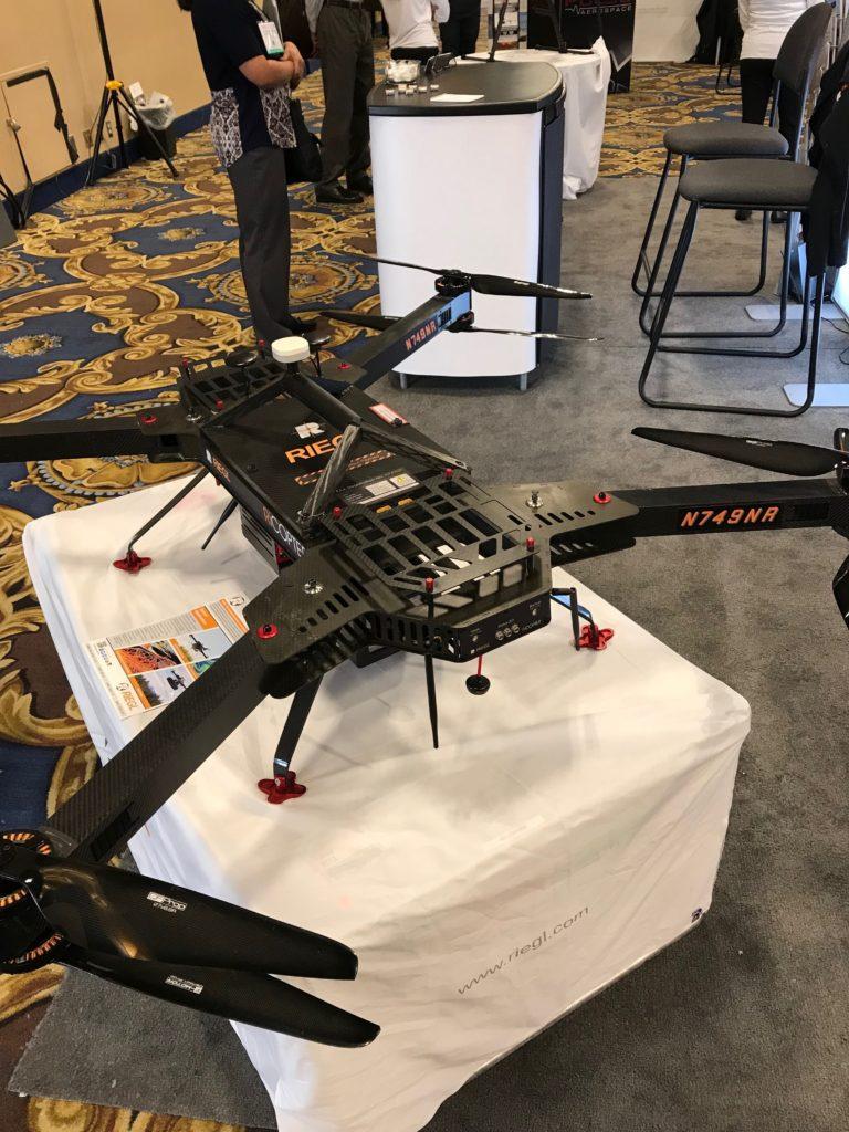 Edge UAS attends Commercial UAV Expo Americas - Edge Consulting