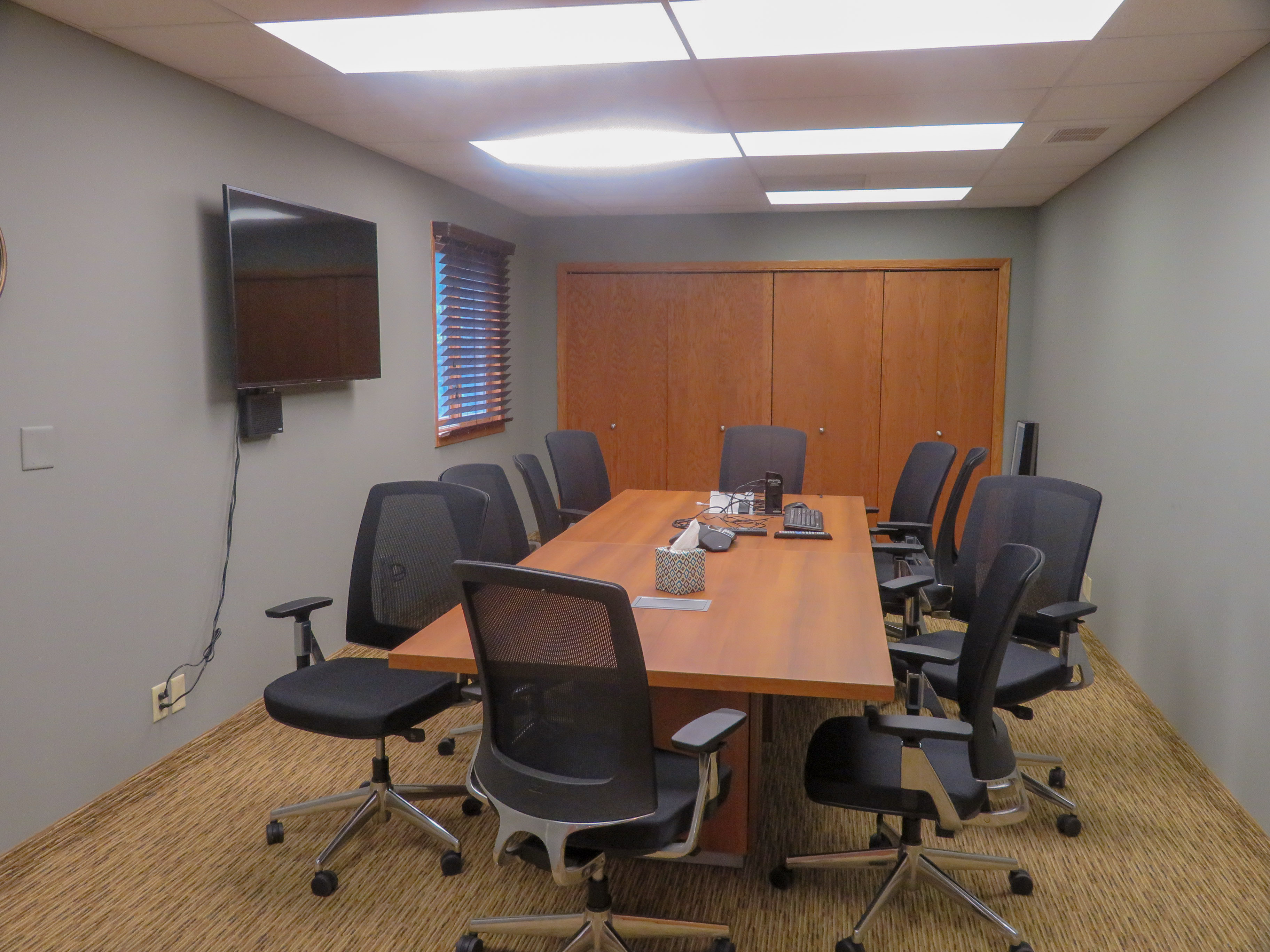 Primary conference room